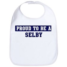 Proud to be Selby Bib