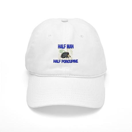 Half Man Half Porcupine Cap