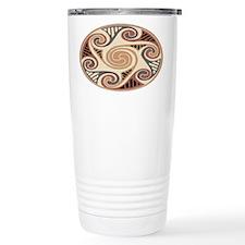Celtic Circle of Life Travel Mug