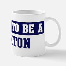 Proud to be Saxton Mug