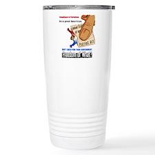 Freedom Political Travel Mug