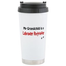 Grandchild Lab Travel Mug