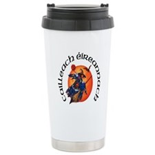 Irish Witch (Gaelic) Travel Coffee Mug