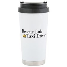 Rescue Lab Taxi Travel Mug