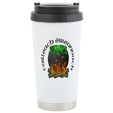Irish Witch (Gaelic) Travel Mug