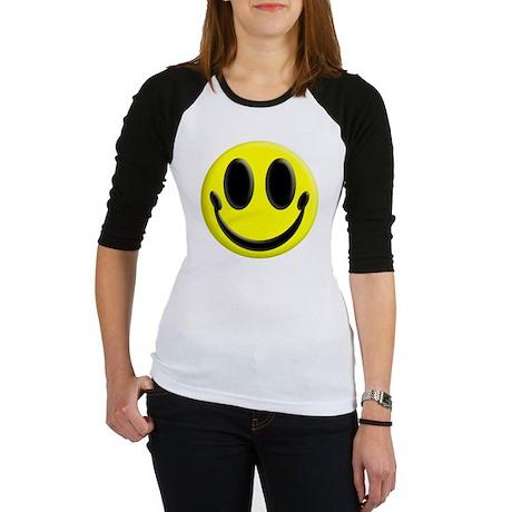 Smiley Face Jr. Raglan
