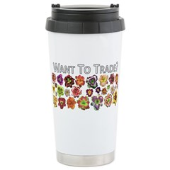 Want to trade daylilies? Travel Mug