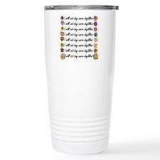 Buy more daylilies Travel Mug