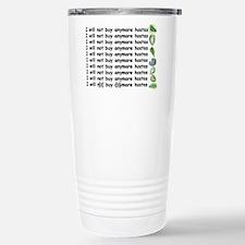 Buy more hostas Stainless Steel Travel Mug