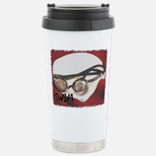swim pic Stainless Steel Travel Mug