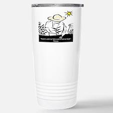 Heaven - Thoreau Stainless Steel Travel Mug