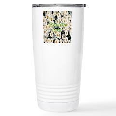 Garden Diva Stainless Steel Travel Mug