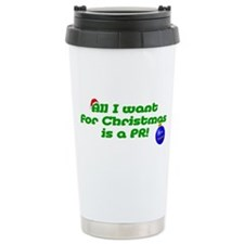 All I want for Christmas Travel Mug
