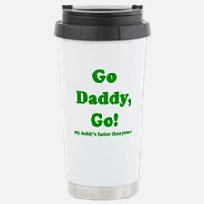 go daddy go Travel Mug