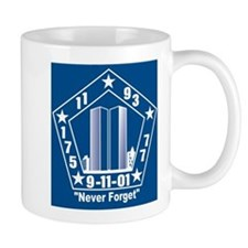 9/11 Memorial Mug