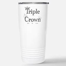 Triple Crown Travel Mug