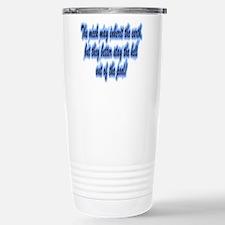 the meek Stainless Steel Travel Mug