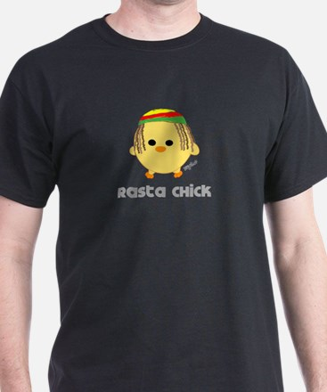 Rasta Chick T-Shirt
