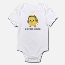 Rasta Chick Infant Bodysuit