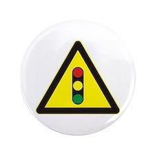 """Signal Ahead 3.5"""" Button"""
