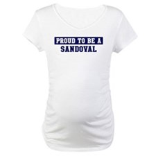 Proud to be Sandoval Shirt
