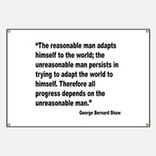 Shaw Progress Quote Banner