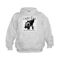Cape Cod Sea Captain Hoodie