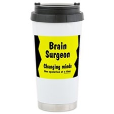 Brain Surgeon Travel Mug