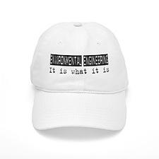 Environmental Engineering Is Baseball Cap