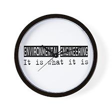 Environmental Engineering Is Wall Clock
