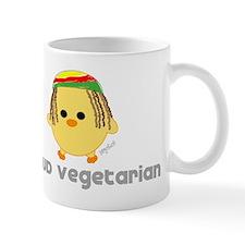 Proud Rasta Vegetarian Mug