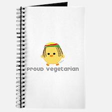 Proud Rasta Vegetarian Journal