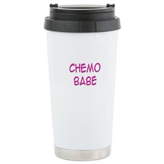 'Chemo Babe' Travel Mug