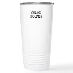 'Chemo Soldier' Travel Mug