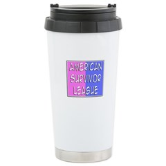 'American Survivor League' Stainless Steel Travel
