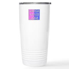 'American Survivor League' Travel Mug