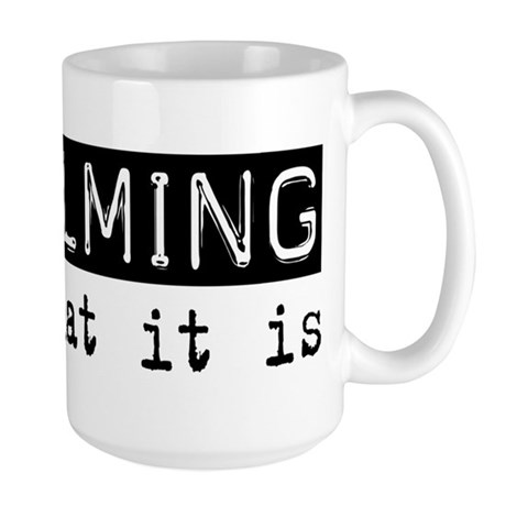 Embalming Is Large Mug
