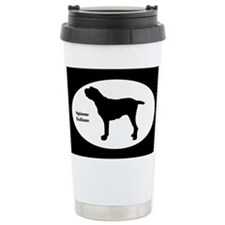 Spinone Italiano Silhouette Travel Mug