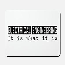 Electrical Engineering Is Mousepad