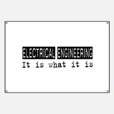 Electrical Engineering Is Banner