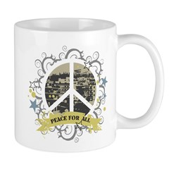 Peace For All Mug