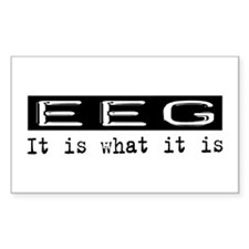 EEG Is Rectangle Decal