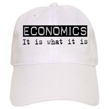 Economics Is Baseball Cap