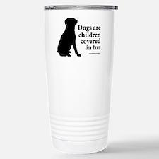 Dog Fur Children Stainless Steel Travel Mug