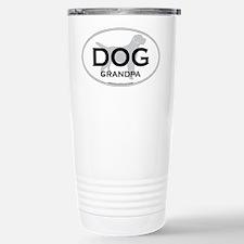 DOG GRANDPA Travel Mug