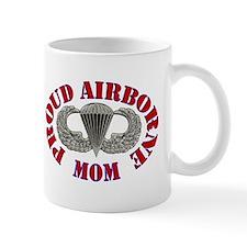 Proud Airborne Mom Mug