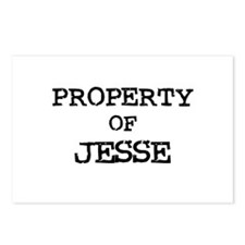 Property of Jesse Postcards (Package of 8)
