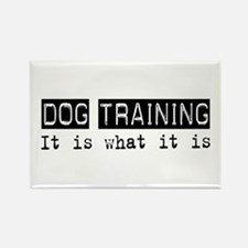 Dog Training Is Rectangle Magnet