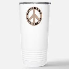 Veterans For Peace Travel Mug