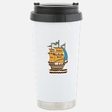 Pro Immigration Stainless Steel Travel Mug